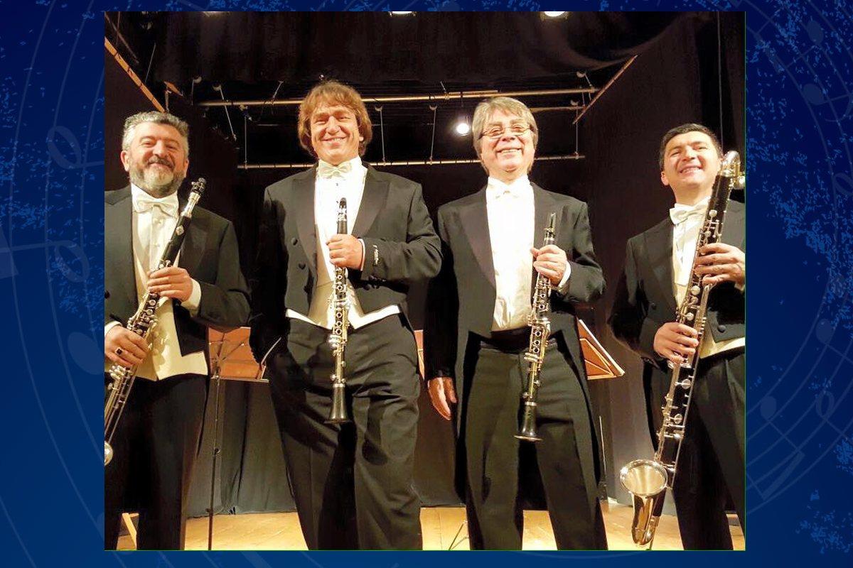 Centro Militare Veterinario – Quartetto Italiano Di Clarinetti – Ore 17.30