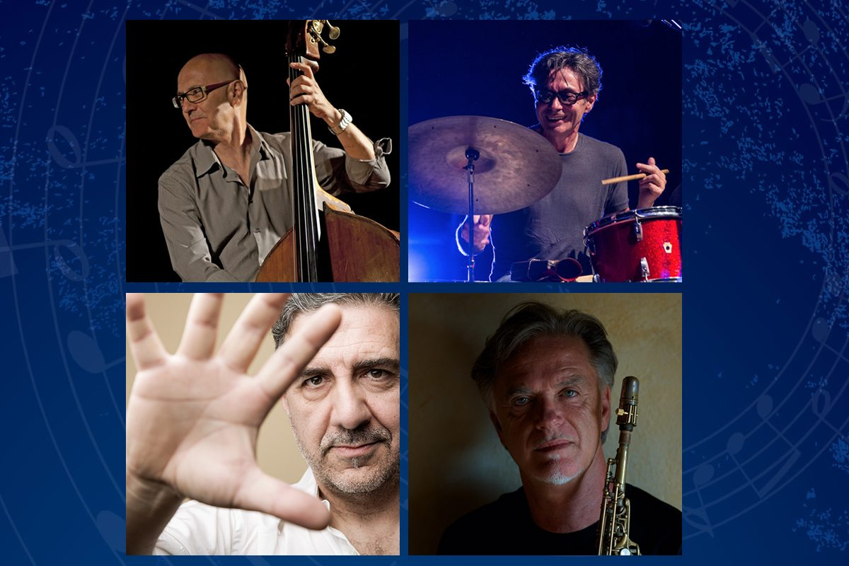 Teatro Industri – Concerto Jazz – Ore 17.30