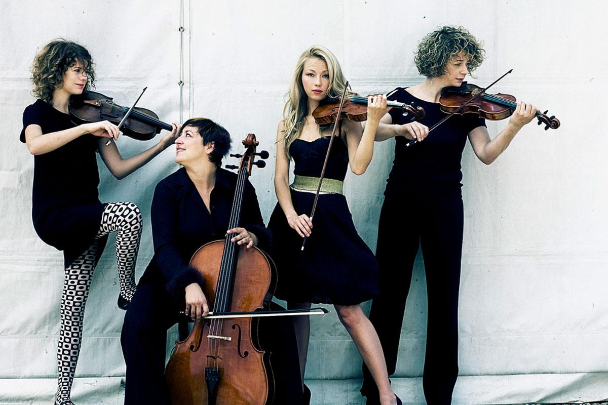 Quartetto Euphoria – Ce.Mi.Vet. – Ore 17.30