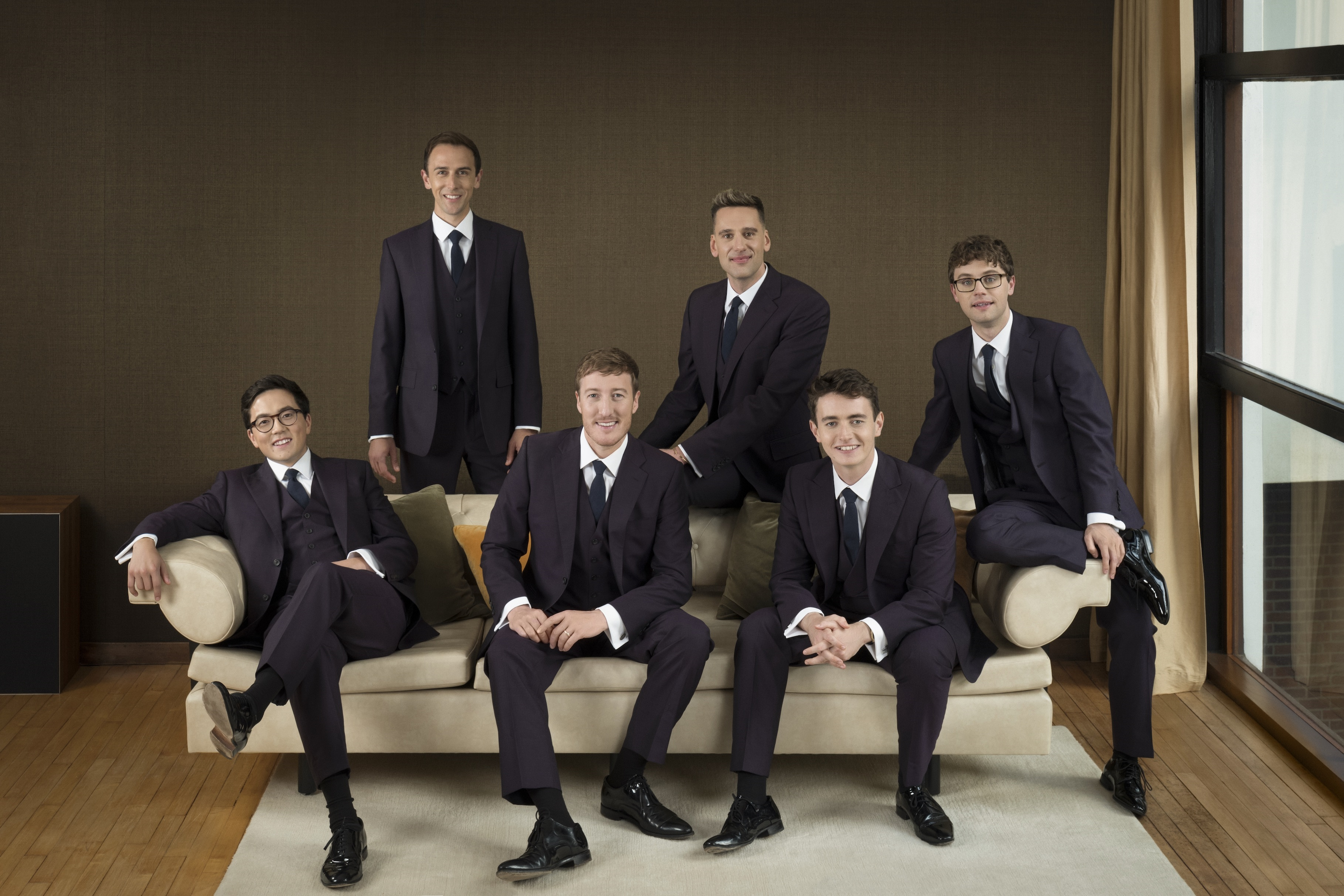 The King's Singers- Teatro Moderno – Ore 17.30