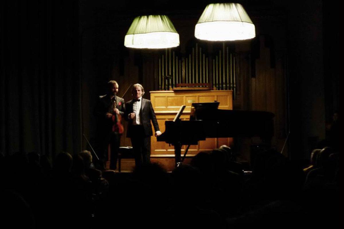 Concerto Al Buio- Chiesa San Francesco- Ore 21:00