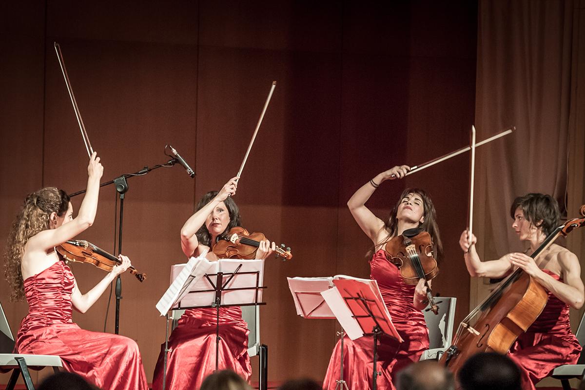 Quartetto Alter Echo – Savoia Cavalleria, Grosseto – Ore 17.30